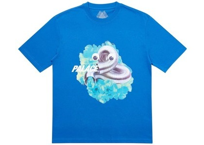 Palace Gassed T-Shirt Blue (SS20)の写真