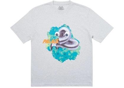 Palace Gassed T-Shirt Grey Marl (SS20)の写真