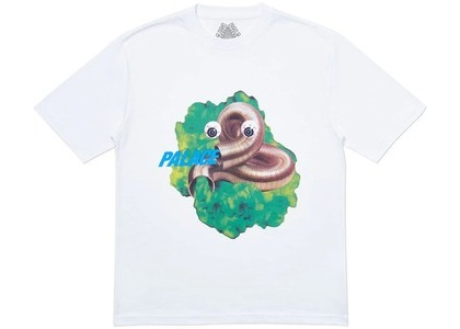 Palace Gassed T-Shirt White (SS20)の写真