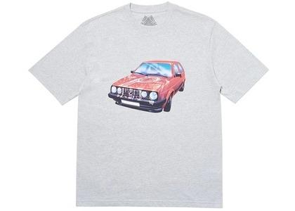Palace GT Alight T-Shirt Grey Marl (SS20)の写真