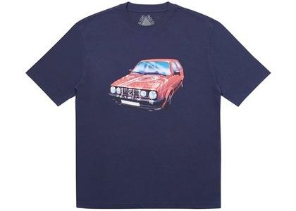 Palace GT Alight T-Shirt Navy (SS20)の写真