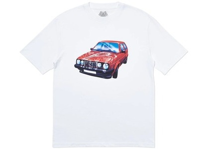 Palace GT Alight T-Shirt White (SS20)の写真