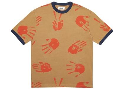 Palace Handy T-Shirt (SS20) Brown (SS20)の写真