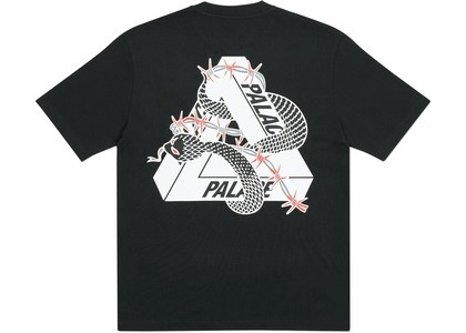 Palace Hesh Mit Fresh T-Shirt Black (SS20)の写真