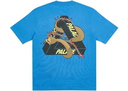 Palace Hesh Mit Fresh T-Shirt Blue (SS20)の写真