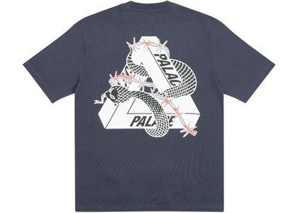 Palace Hesh Mit Fresh T-Shirt Navy (SS20)の写真