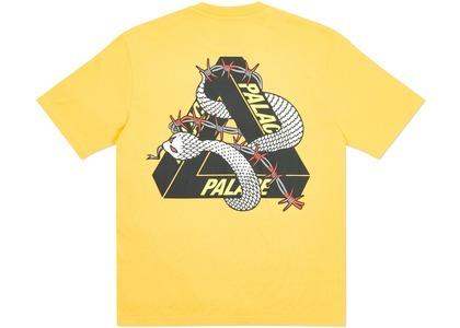 Palace Hesh Mit Fresh T-Shirt Yellow (SS20)の写真