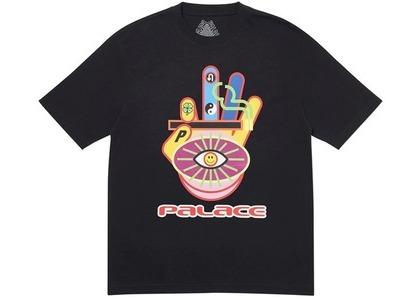 Palace Hippy Cig T-Shirt Black (SS20)の写真