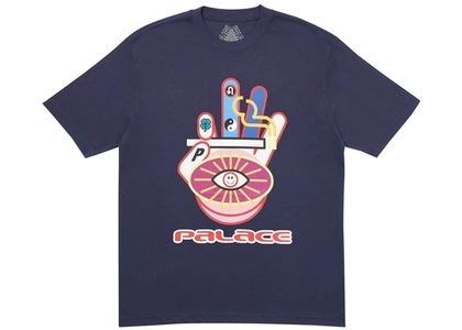 Palace Hippy Cig T-Shirt Navy (SS20)の写真