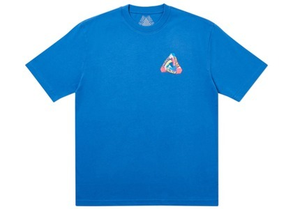 Palace I Don't Skate on a Sunday T-Shirt Blue (SS20)の写真