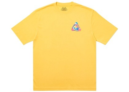 Palace I Don't Skate on a Sunday T-Shirt Yellow (SS20)の写真