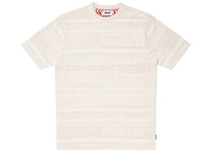 Palace inside Watch The Ride T-Shirt White/Red (SS20)の写真