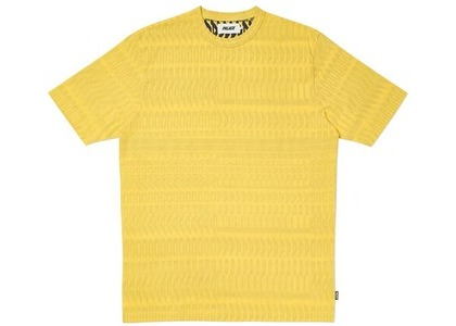 Palace inside Watch The Ride T-Shirt Yellow/Navy (SS20)の写真