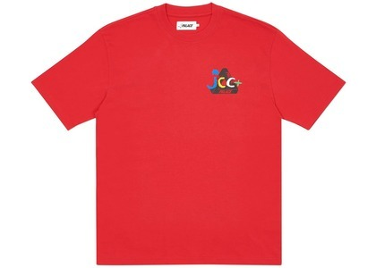 Palace JCDC2 T-Shirt Red (SS20)の写真