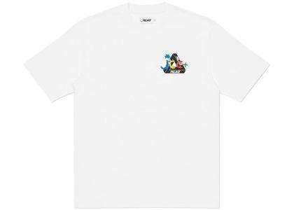 Palace JCDC2 T-Shirt White (SS20)の写真