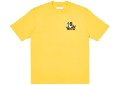 Palace JCDC2 T-Shirt Yellow (SS20)の写真