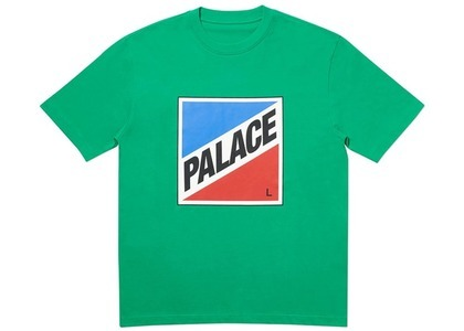 Palace My Size T-Shirt Green (SS20)の写真