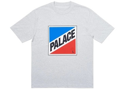 Palace My Size T-Shirt Grey Marl (SS20)の写真