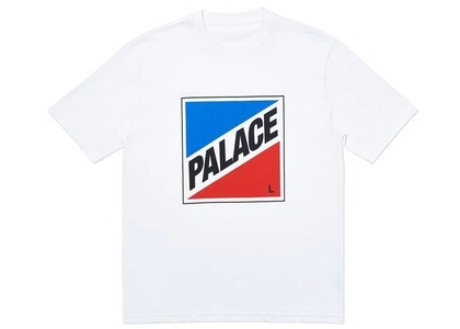 Palace My Size T-Shirt White (SS20)の写真
