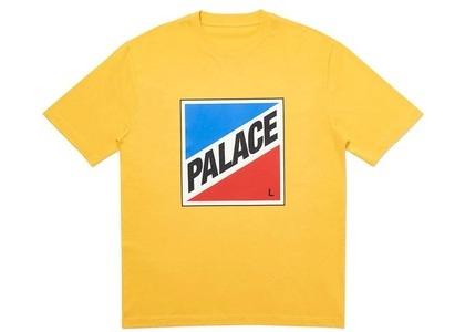 Palace My Size T-Shirt Yellow (SS20)の写真