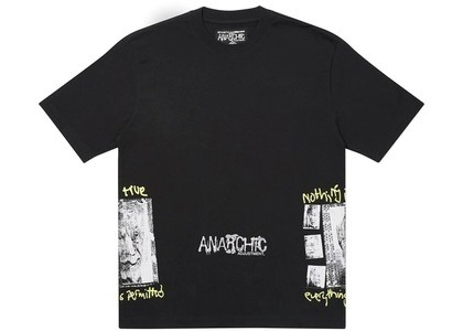 Palace Nothing Is True T-Shirt Black (SS20)の写真