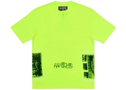 Palace Nothing Is True T-Shirt Fluro Yellow (SS20)の写真