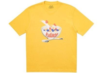Palace Palace Charms T-Shirt Yellow (SS20)の写真