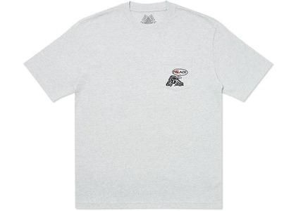 Palace Peace Pocket T-Shirt Grey Marl (SS20)の写真
