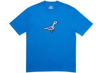 Palace Pigeon Hole T-Shirt Blue (SS20)の写真