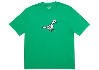 Palace Pigeon Hole T-Shirt Green (SS20)の写真