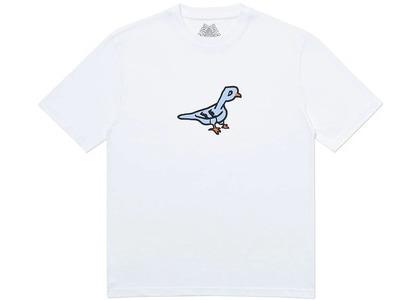 Palace Pigeon Hole T-Shirt White (SS20)の写真