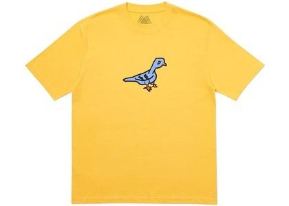 Palace Pigeon Hole T-Shirt Yellow (SS20)の写真