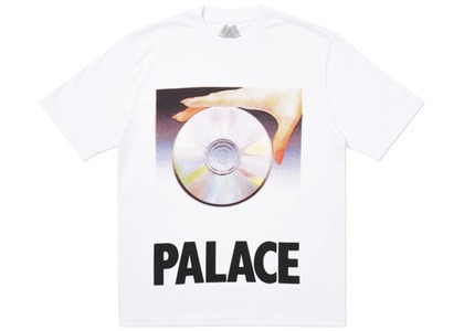 Palace See-D T-Shirt White (SS20)の写真