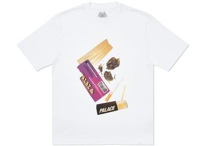Palace Skin Up Monsieur T-Shirt White (SS20)の写真
