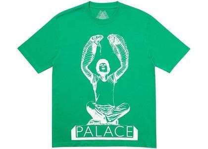 Palace Snakey T-Shirt Green (SS20)の写真