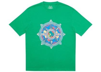 Palace Soap Dodger T-Shirt Green (SS20)の写真