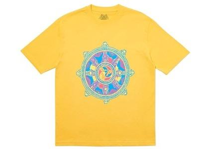 Palace Soap Dodger T-Shirt Yellow (SS20)の写真