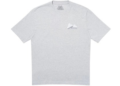 Palace Tri-Gaine T-Shirt Grey Marl (SS20)の写真
