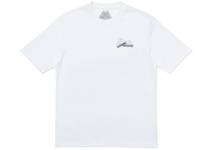 Palace Tri-Gaine T-Shirt White (SS20)の写真