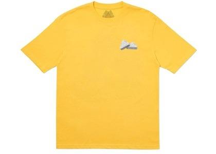 Palace Tri-Gaine T-Shirt Yellow (SS20)の写真