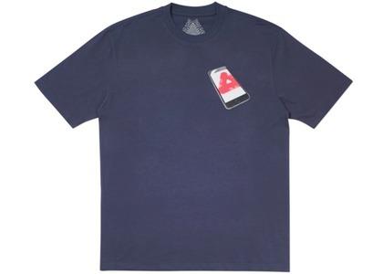 Palace Tri-Phone T-Shirt Navy (SS20)の写真