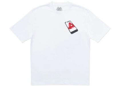 Palace Tri-Phone T-Shirt White (SS20)の写真