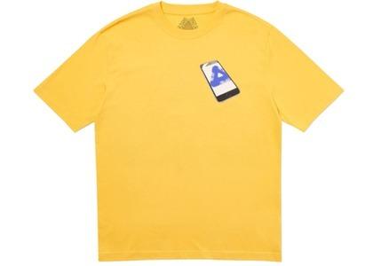Palace Tri-Phone T-Shirt Yellow (SS20)の写真