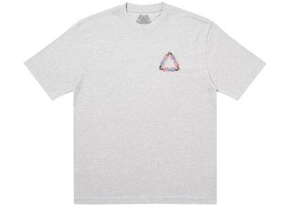 Palace Tri-Pumping T-Shirt (SS20) Grey Marl (SS20)の写真