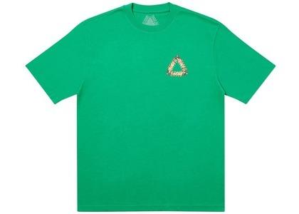 Palace Tri-Pumping T-Shirt Green (SS20)の写真
