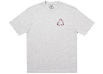 Palace Tri-Pumping T-Shirt Grey Marl (SS20)の写真