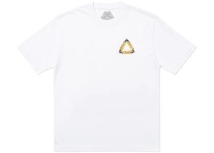 Palace Tri-Pumping T-Shirt White (SS20)の写真