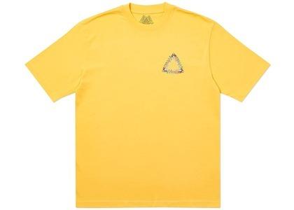 Palace Tri-Pumping T-Shirt Yellow (SS20)の写真
