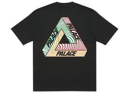 Palace Tri-Tex T-Shirt Black (SS20)の写真