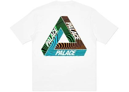 Palace Tri-Tex T-Shirt White (SS20)の写真